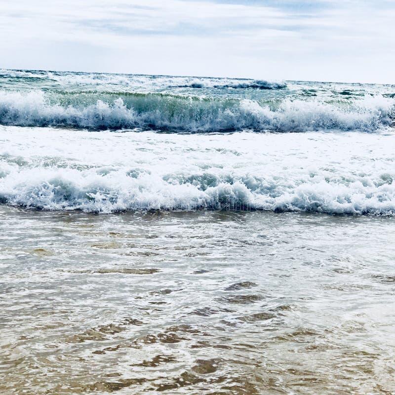 Helder Strand stock afbeeldingen