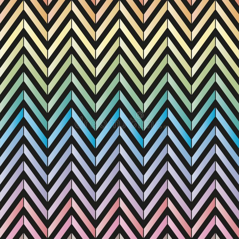 Heldere abstracte vectorachtergrond vector illustratie