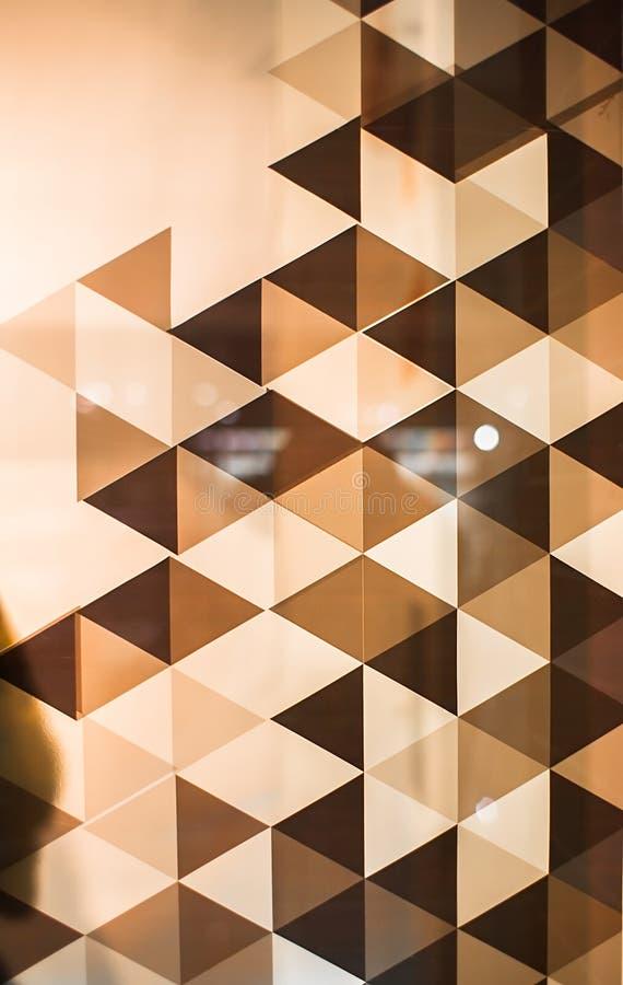 Heldere achtergrond van kleurrijke diamanten vector illustratie