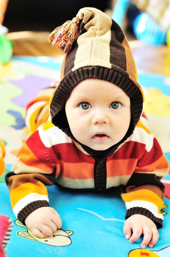 Download Heldere baby stock foto. Afbeelding bestaande uit mooi - 29515022