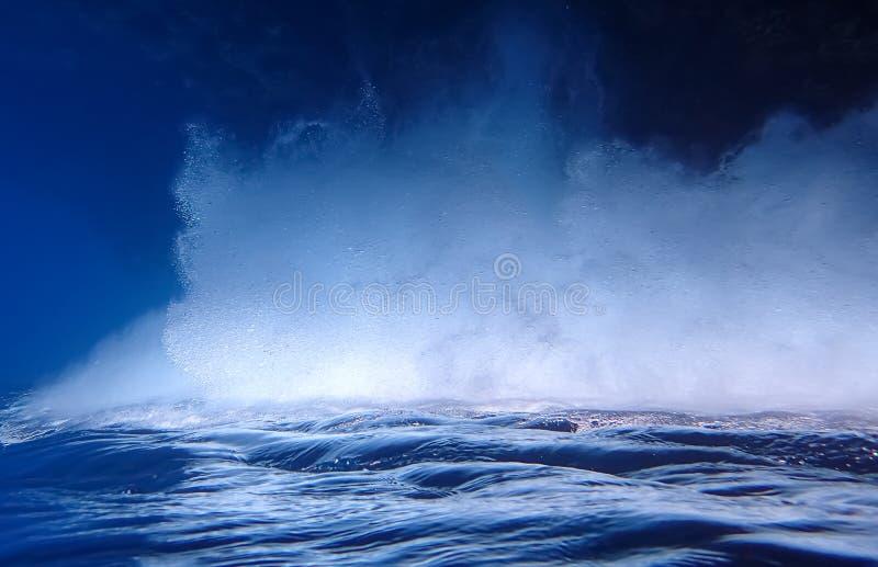Download Heldere Bellen En Oceaanoppervlakte Weggeknipt Perspectief Stock Afbeelding - Afbeelding bestaande uit achtergrond, vreedzaam: 107703727
