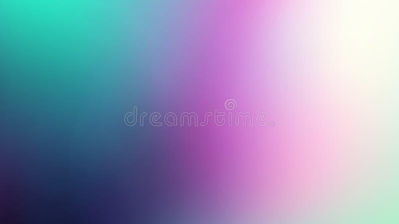 Heldere gloeiende gradiënt abstracte vectorachtergrond royalty-vrije illustratie
