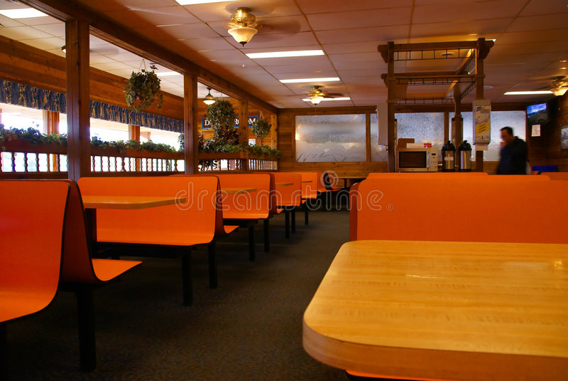 Heldere oranje lijsten stock afbeeldingen
