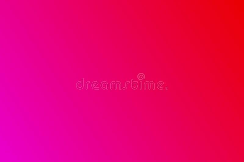 Heldere rood nam abstracte achtergrond van onscherpe vlekken toe stock afbeeldingen