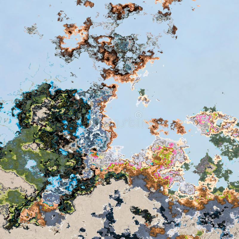 Heldere textuurachtergrond vector illustratie