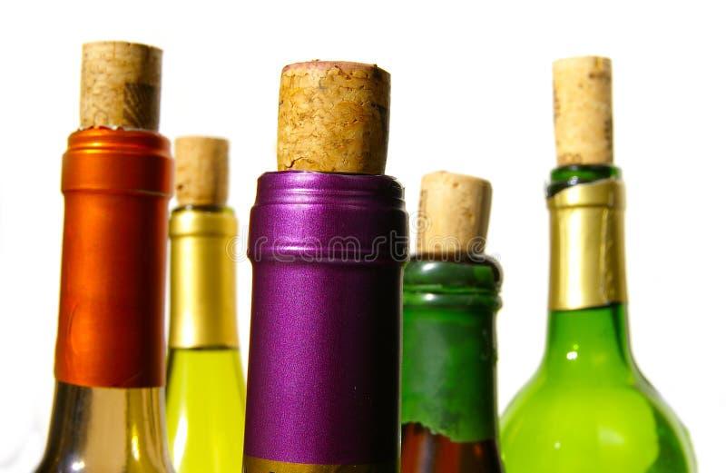 Heldere wijn royalty-vrije stock fotografie