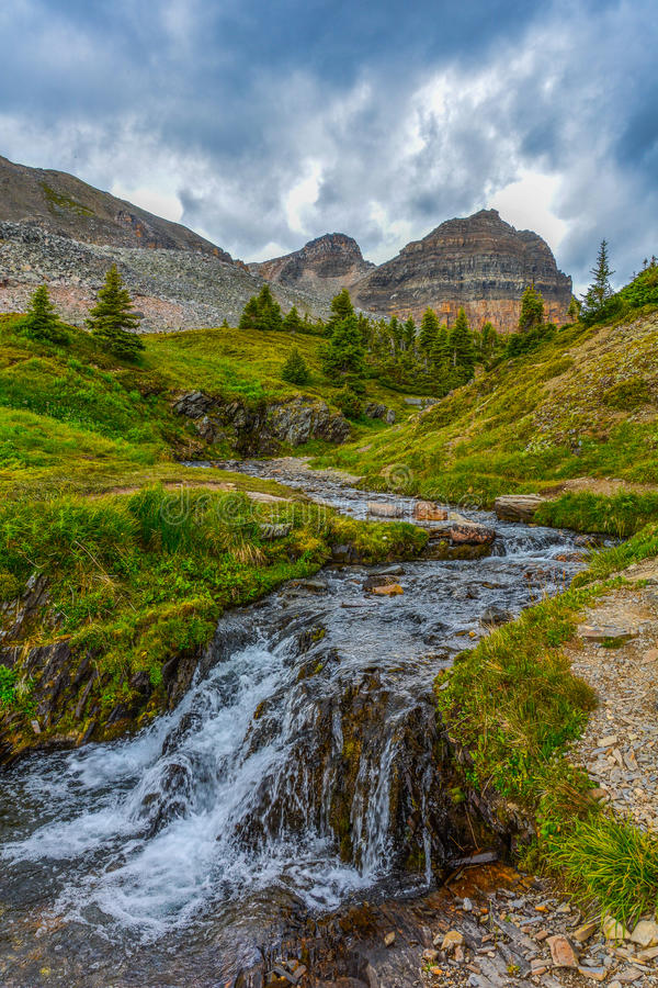 Helen creek royalty free stock images