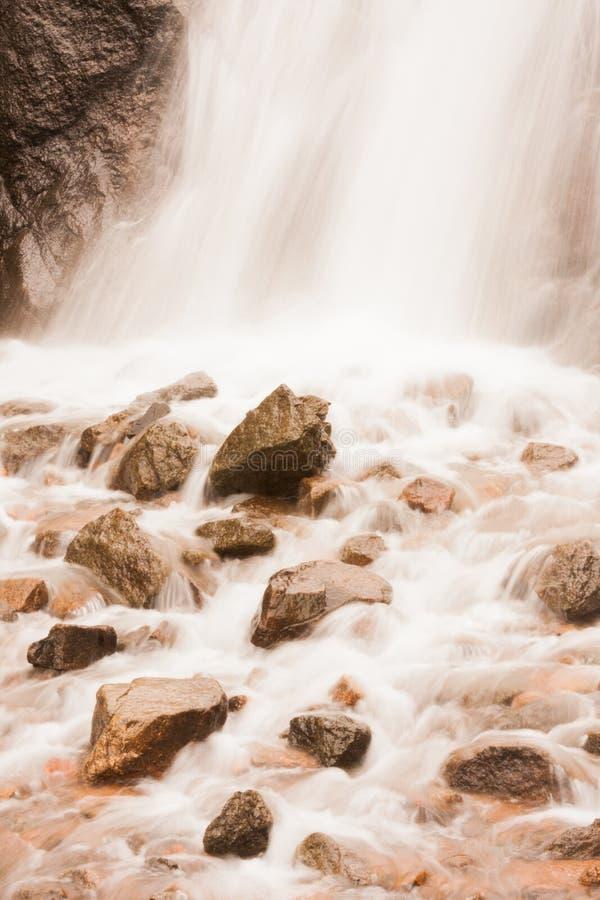 Helen Hunt spadki, Colorado Springs zdjęcie royalty free
