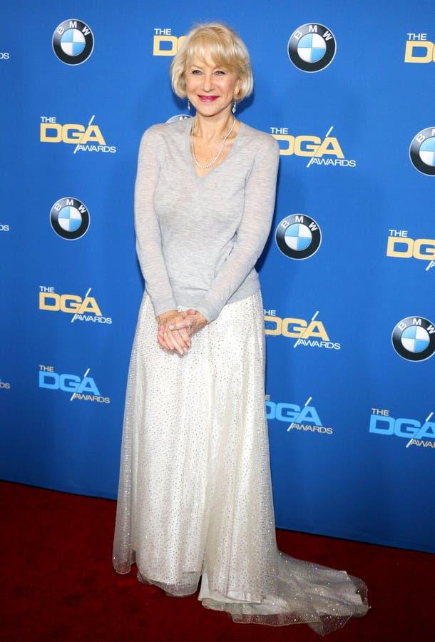 Helen Mirren images libres de droits