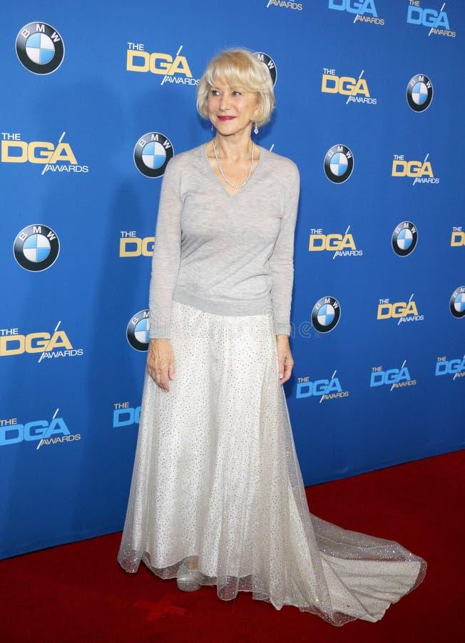 Helen Mirren photo libre de droits