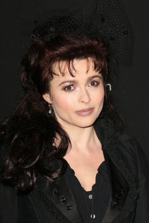 Helena Bonham Carter imagem de stock royalty free