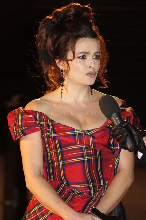 Download Helena Bonham Carter At The King's Speech Editorial Stock Image - Image: 16746914