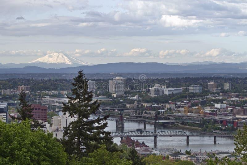 helens góry Oregon Portland st obrazy stock