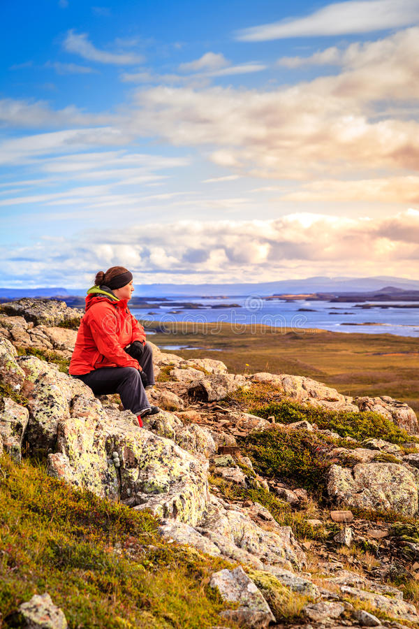 Download Helgafell Mountain stock image. Image of landscape, travel - 43443383