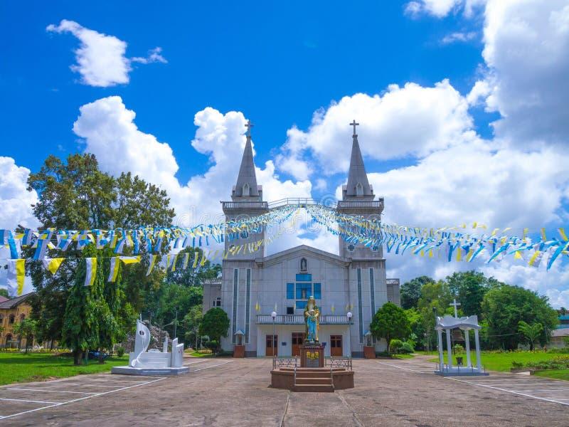 Helgon Anna Church arkivfoton