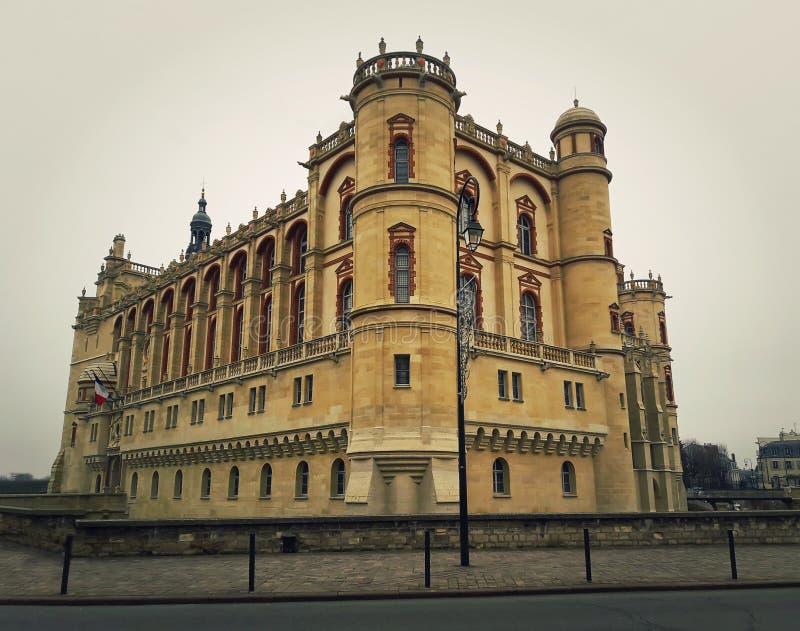 Helgon Germain Palace arkivfoton