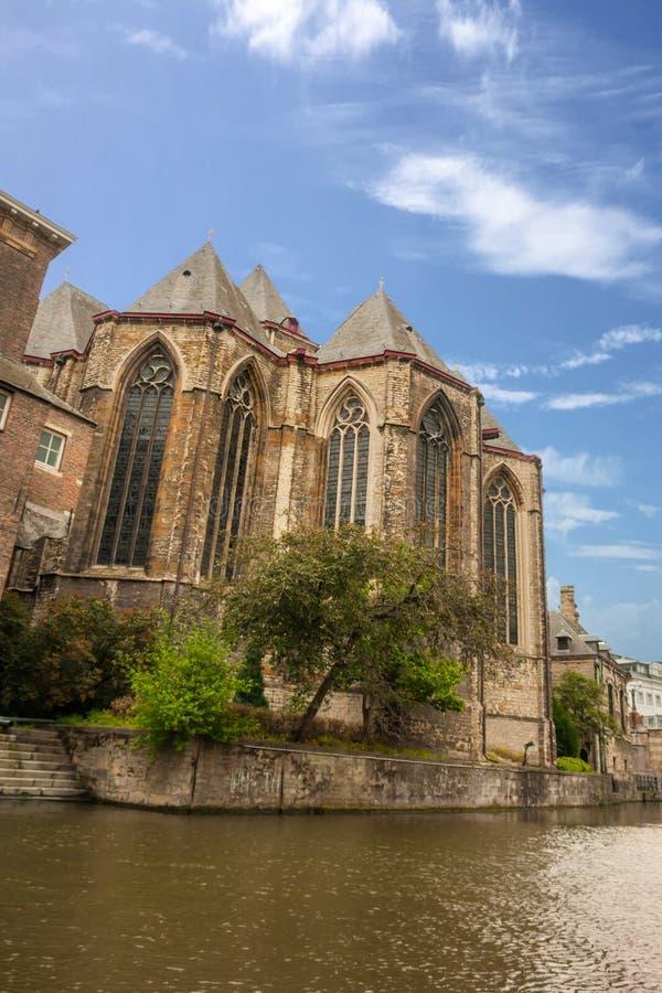 Helgon Michael Church royaltyfri foto