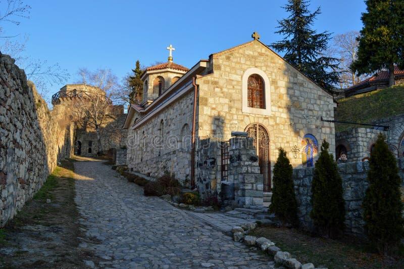 HelgonPetka kyrka, Belgrade arkivfoton