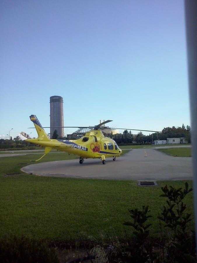 Download Helicóptero foto editorial. Imagen de sevilla, helicóptero - 44858021