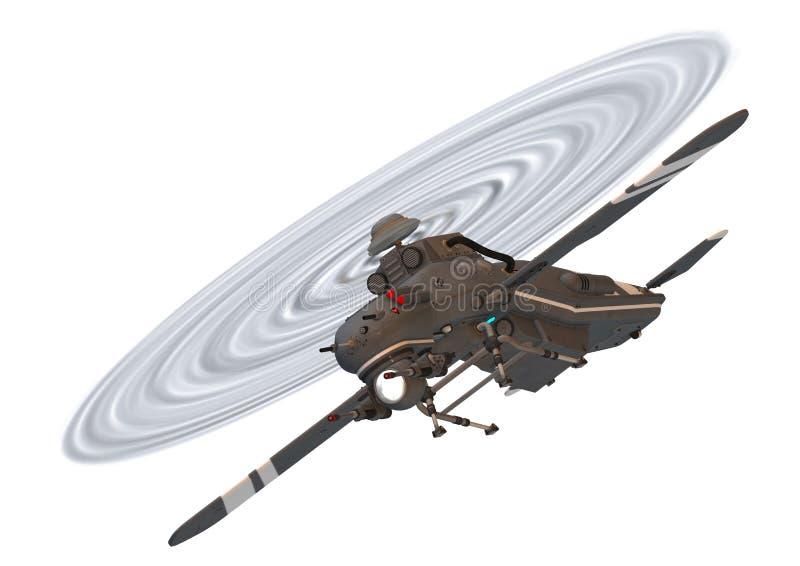 Helicóptero do zangão