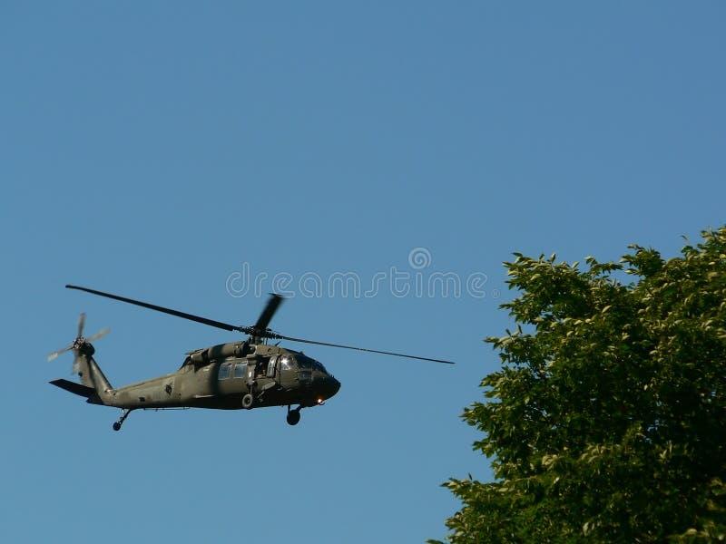 Helicóptero - forças armadas dos E.U. fotos de stock royalty free