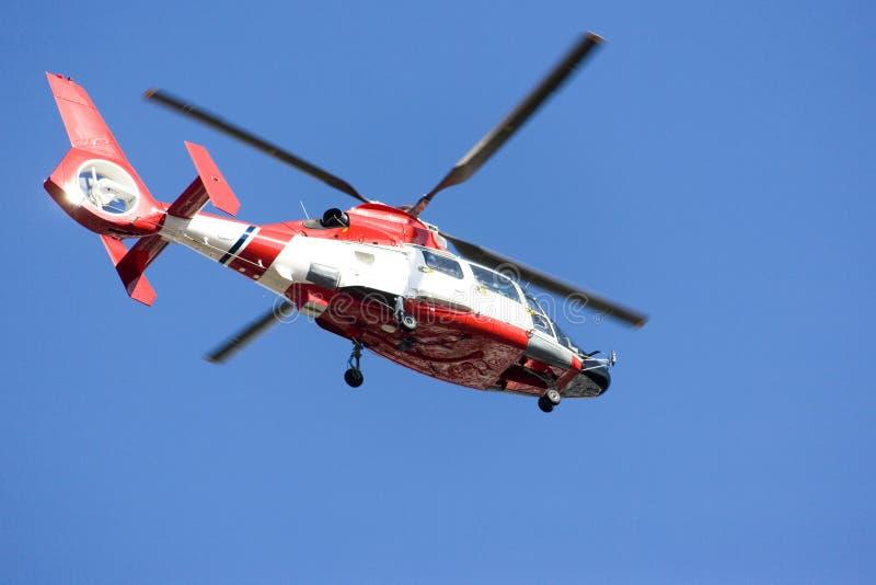 Helicóptero marítimo imagenes de archivo
