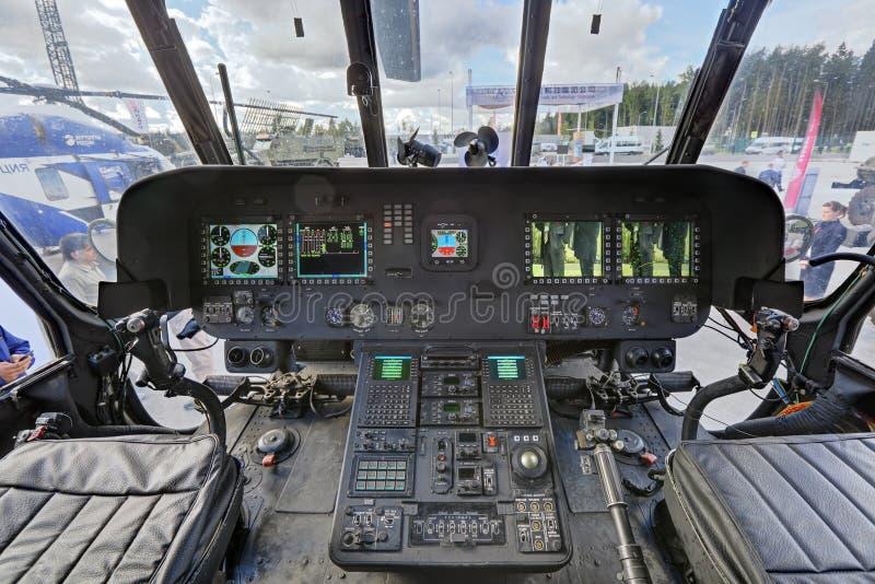 Helicóptero Mi-17V-5 imágenes de archivo libres de regalías