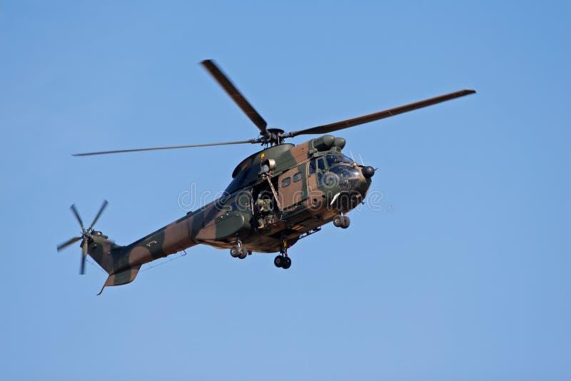 Helicóptero militar imagem de stock royalty free