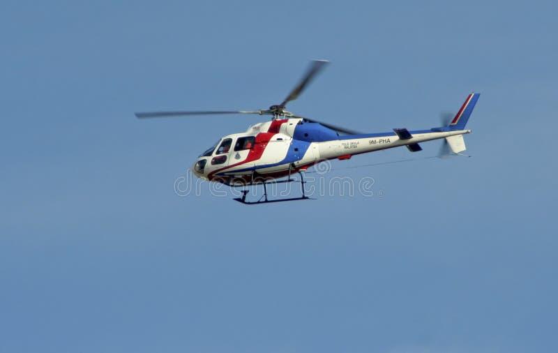 Download Helicóptero policial foto de archivo. Imagen de mosca - 1292244