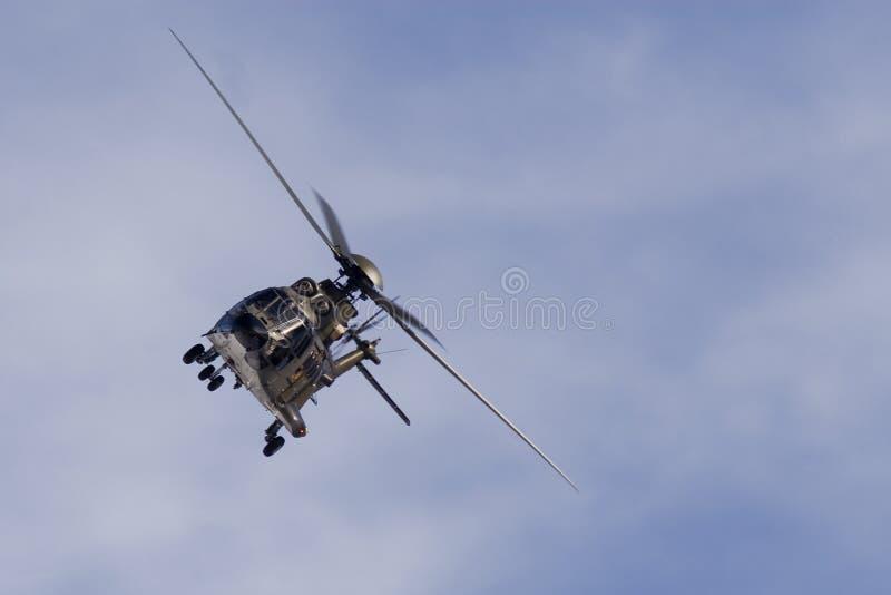 Helicóptero super do puma imagens de stock royalty free