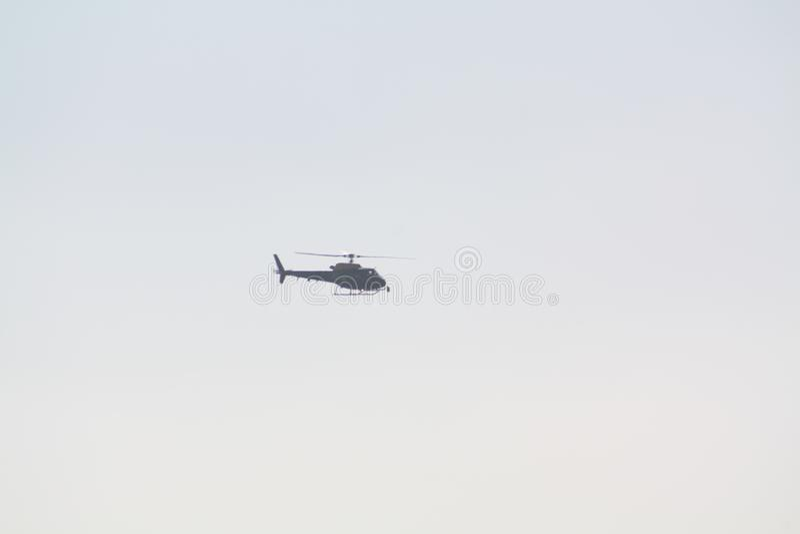 Helicoper North Yorkshire Reino Unido imagenes de archivo