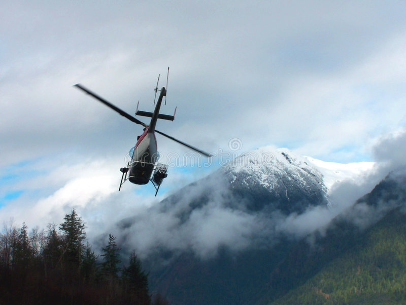 Download Helicopter stock image. Image of flight, mountain, mountains - 147745