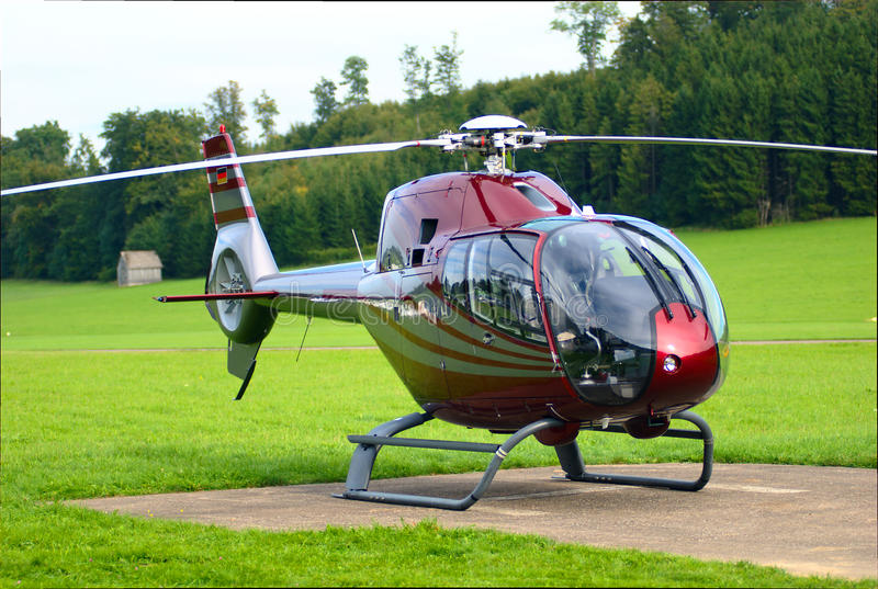 Helicopter royalty free stock photography