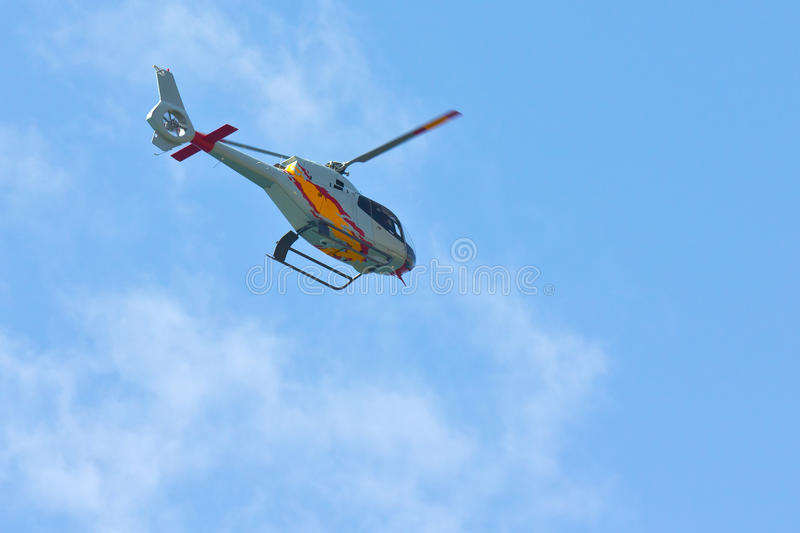 Download Helicopter stock photo. Image of airshow, squad, rotate - 20597470