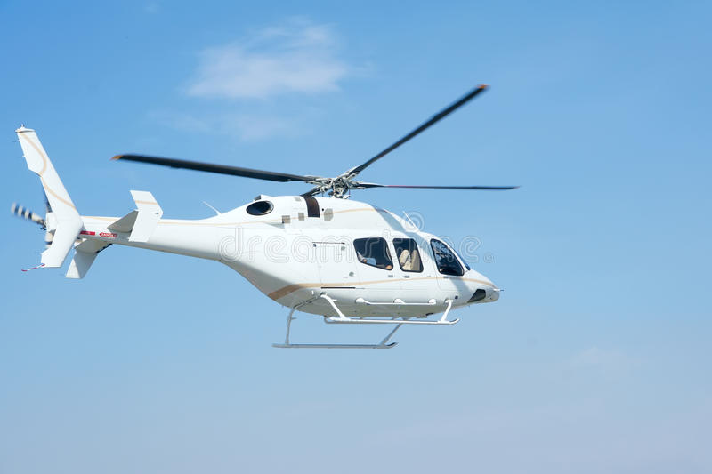 Helicopter royalty free stock image