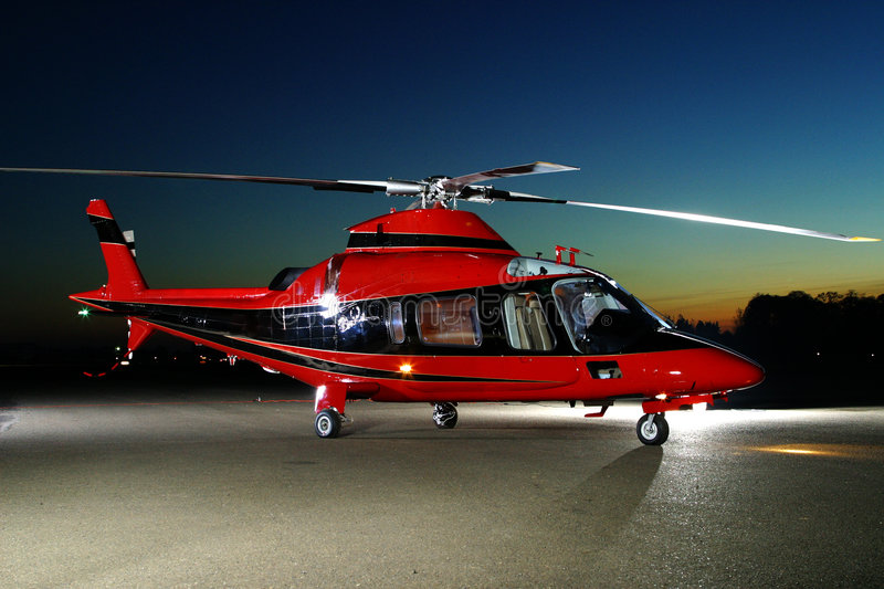 Download Helicopter stock image. Image of airport, aircraft, skies - 8182615