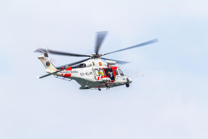 Helicopter AW139SAR Helimer