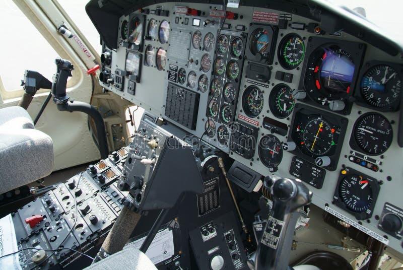 Download Helicopter cockpit stock image. Image of instrumentation - 4932623