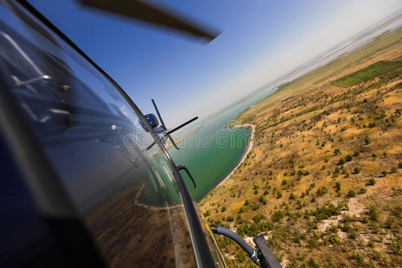 Download Helicopter in flight stock photo. Image of helicopter - 28607116