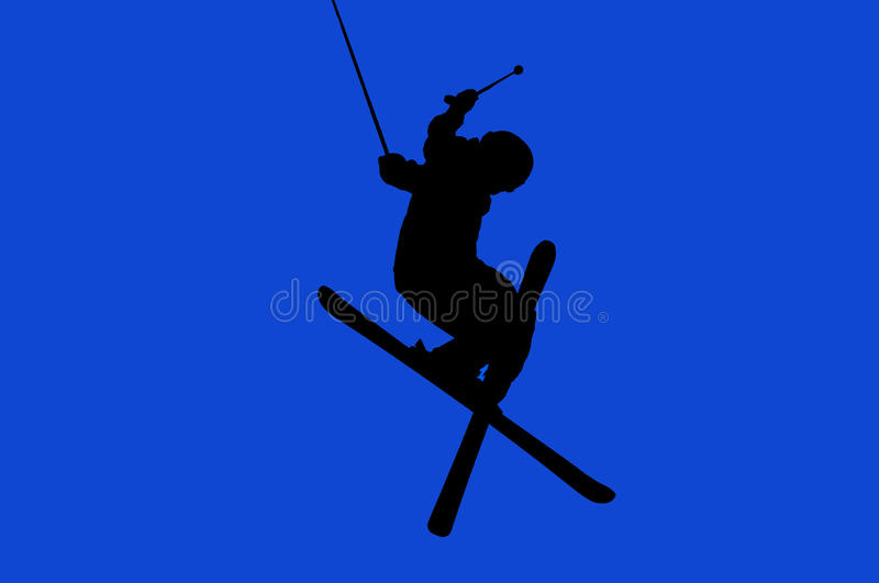 Download Helicopter jump stock illustration. Image of helicopter - 10073363