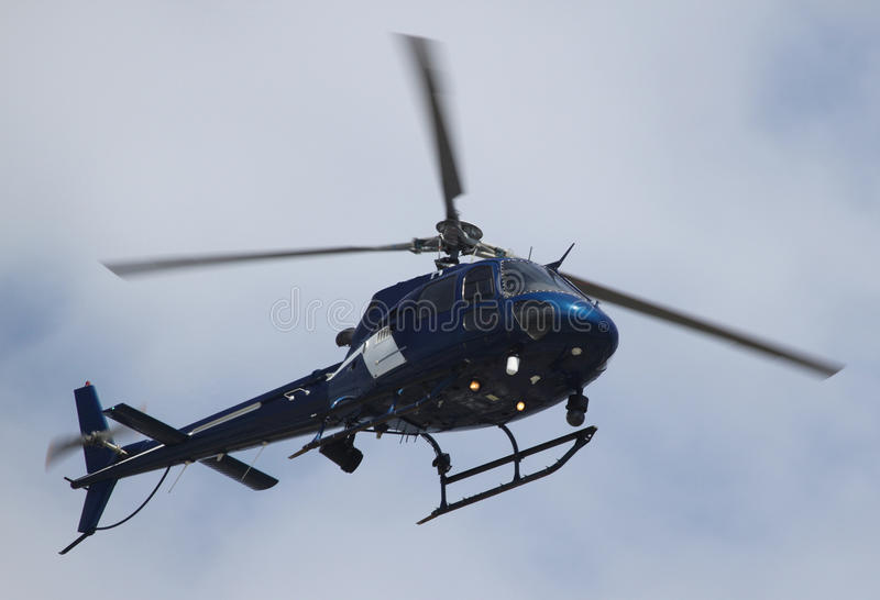 Download Helicopter Passing By Stock Photo - Image: 41134908