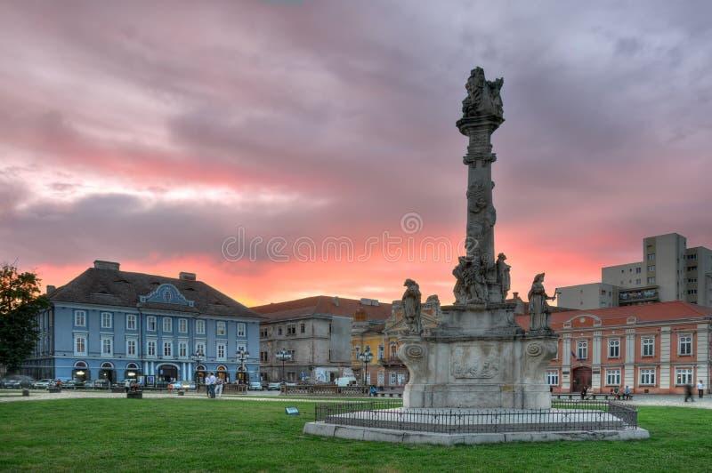 helig union för monumentfyrkanttrinity royaltyfria foton
