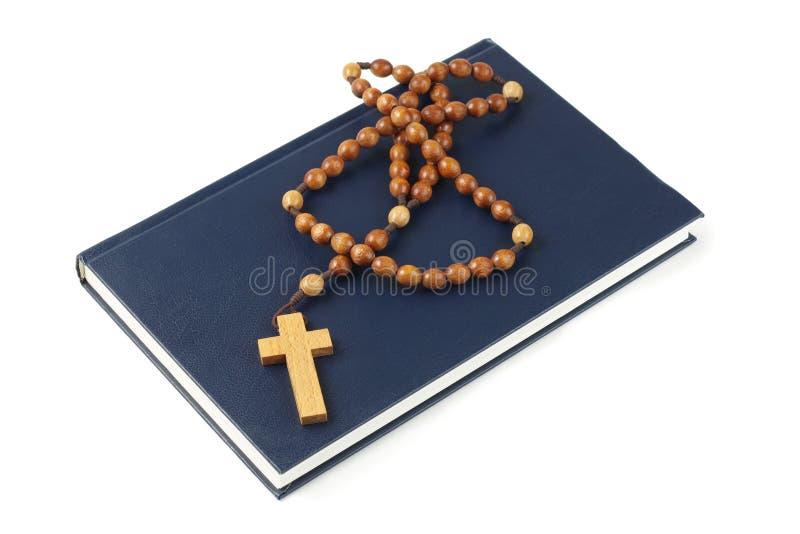 Heliga bibel- och radbandbröd arkivbilder