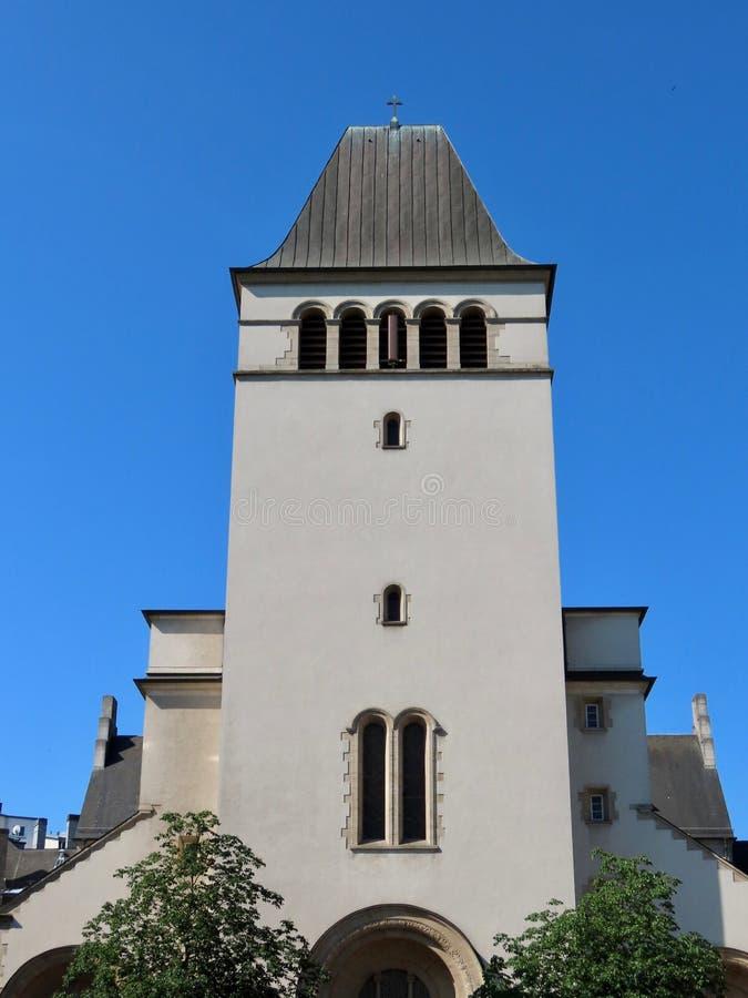 Heliga Heart-kyrkan arkivfoto