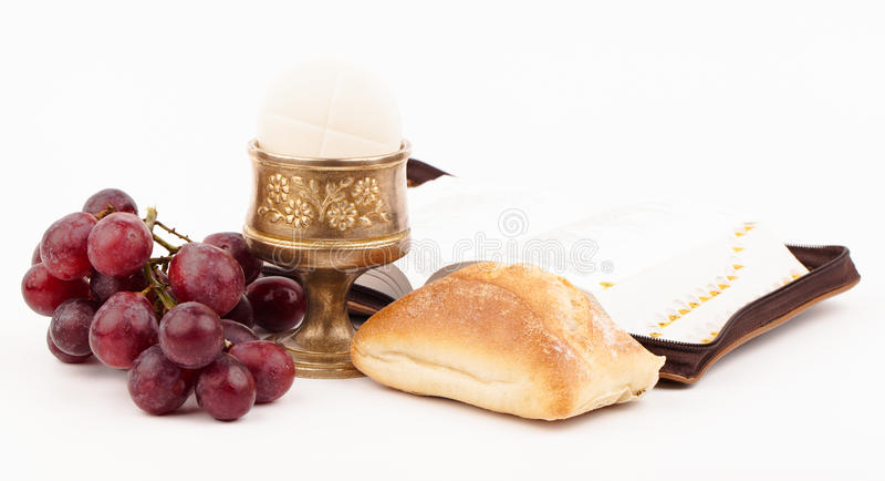 Heligt bröd arkivfoton