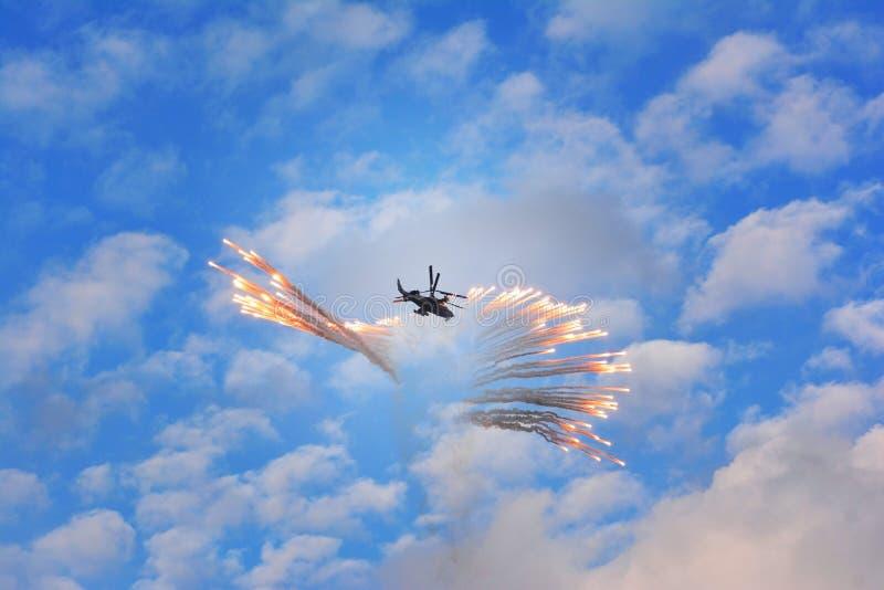 52 helikopterów ka zdjęcie stock