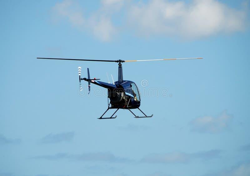 helikopter światło zdjęcia stock