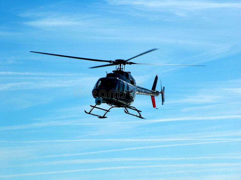 helikopter fotografering för bildbyråer