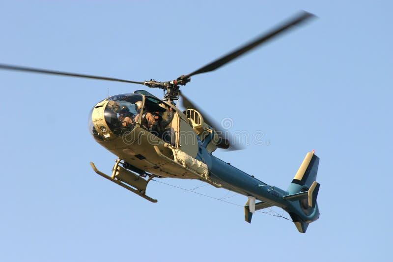 Helikopter 2 Royalty-vrije Stock Foto's