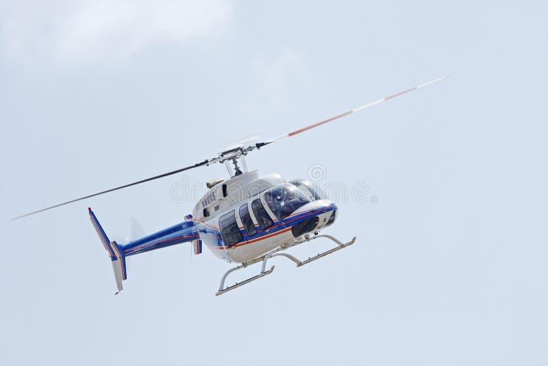 helikopter 2 fotografering för bildbyråer